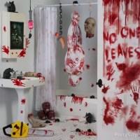 Asylum Bloody Bath Decorating Idea - Party City