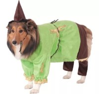 Wizard of Oz Scarecrow Dog Costume - Party City