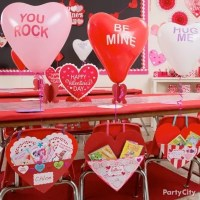 Valentines Day Chair Decorating Idea - Valentines Day ...