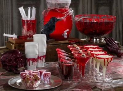 Haunted House Decorating Ideas Party City