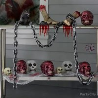 Crazy Nurse Door Decorating Idea - Scary Asylum Porch ...