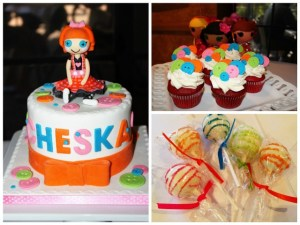 Francheska's Lalaloopsy Themed Party – 4th Birthday