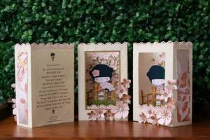 Soliesse Kokeshi Doll Themed Party – 1st Birthday
