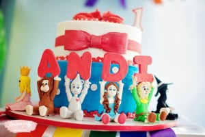 Andi's Wizard of Oz Themed Party – 1st Birthday