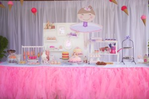 Raphaelle's Ballerina Themed Party – 6th Birthday