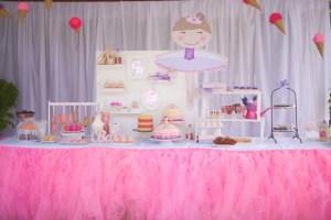 Raphaelle's Ballerina Themed Party – 6th Birthday