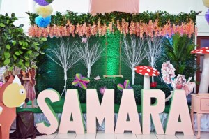 Samara's Enchanted Garden Party – 1st Birthday