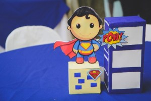 Joaquim's Baby Superman Themed Party – 1st Birthday