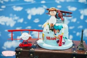 Sean's Little Traveler Themed Party – 1st Birthday