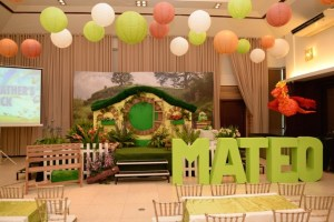 Mateo's The Hobbit Themed Party – 1st Birthday