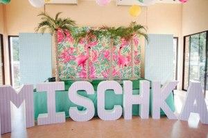 Mischka's Lilly Pulitzer Inspired Party – 7th Birthday