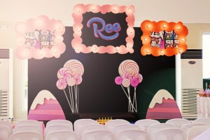 Ree's Katy Perry-Inspired Candyland Party – 1st Birthday
