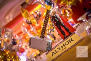 Althor's Thor Themed Party – 1st Birthday