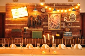 Elli's Vintage Thrift Shop Themed Party – Christening Celebration