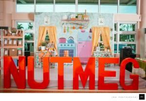 Nutmeg's Kitchen Themed Party – 1st Birthday