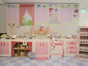 Dana's Play Kitchen Themed Party – 1st Birthday