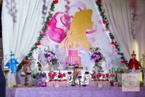 Alessa's Sleeping Beauty Themed Party – 1st Birthday