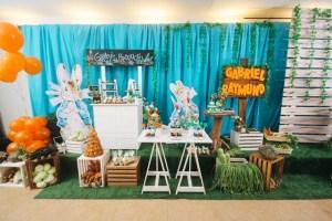 Gabriel's The Tale of Peter Rabbit Themed Baptismal Celebration