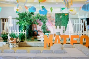 Mateo's Adventure of a Little Boy Themed Party – 1st Birthday