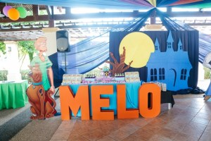 Melo's Scooby Doo Themed Party – 5th Birthday