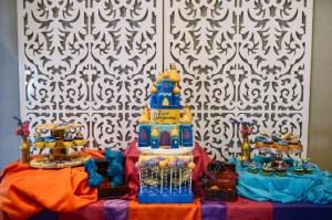 Ezra Benjamin's The Arabian Nights Themed Party – 1st Birthday