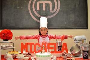 Micaela's Junior MasterChef Themed Party – 10th Birthday