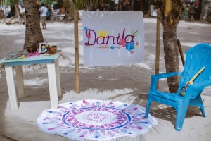 Danila's Bohemian Chic Beach Party – 3rd Birthday