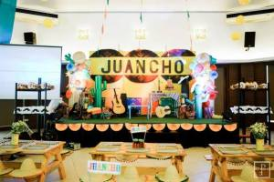 Juancho's Mexican Fiesta Themed party – 1st Birthday