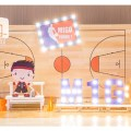 nba theme party stage