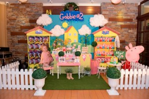 Gabbie's Peppa Pig Themed Party – 2nd Birthday