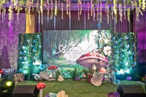 Atasha's Enchanted Garden Themed Party – 1st Birthday