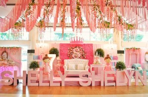 Shelly and Shelyn's Royal Tea Party – 7th Birthday