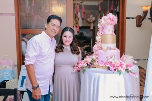 Pauleen Luna-Sotto's Pretty in Pink Themed Baby Shower