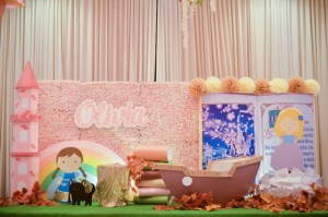 Olivia's Enchanting Fairy Tales Themed Party – 1st Birthday