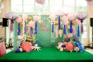 Maia's Under the Sea Themed Party – 1st Birthday