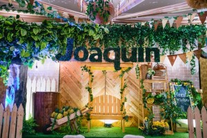 "Joaquin's ""Guess How Much I Love You"" Themed Party – 1st Birthday"