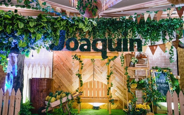 """Joaquin's """"Guess How Much I Love You"""" Themed Party – 1st Birthday"""
