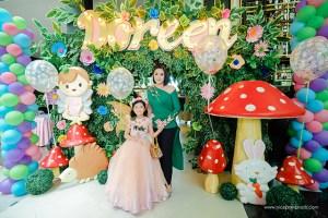 Doreen in Fairyland – 7th Birthday