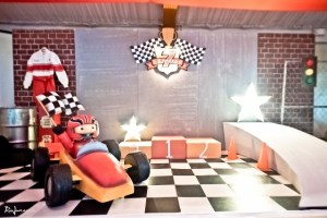 Zandro's Racing Themed Party – 7th Birthday