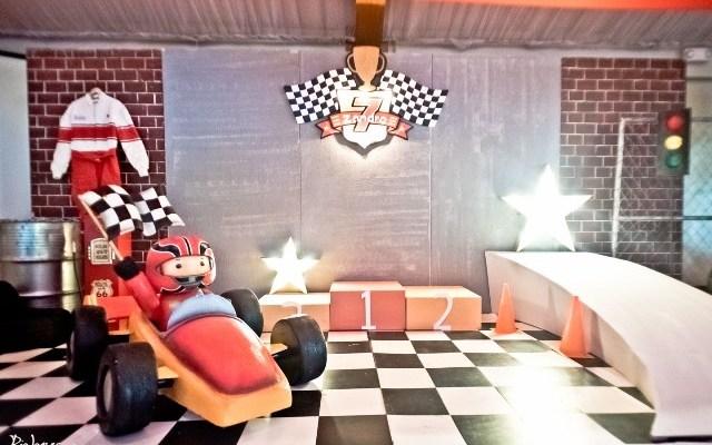 Zandro's Racing Themed Party – 7th Birthday