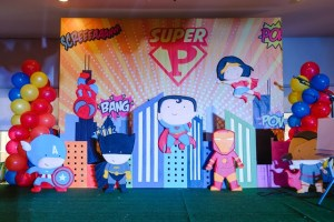 Prime's Super Heroes Themed Party – 1st Birthday