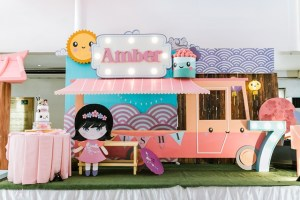 Amber's Kawaii Sushi Themed Party – 7th Birthday