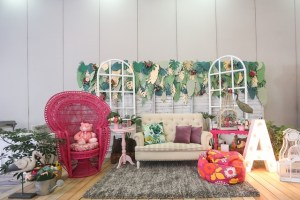 Amara's Tropical Glam Themed Party – Baptismal