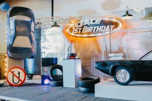 Jace's The Fast and The Furious Themed Party – 1st Birthday