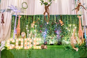 Cobe's Jungle Safari Themed Party – 7th Birthday