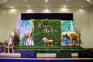 Rocco's Luxe Safari Theme Party – 1st Birthday