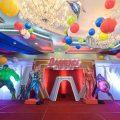 Marvel's The Avengers theme party ideas