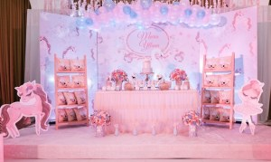 Maria Yllana's Swan Princess Themed Party – 1st Birthday