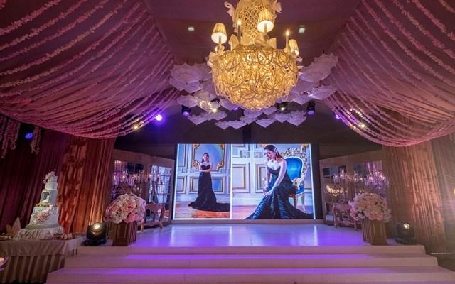Regine's Marie Antoinette Inspired Sweet 16 Party