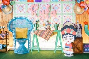 "Kyla's ""Frida Kahlo"" Inspired Party – 1st Birthday"